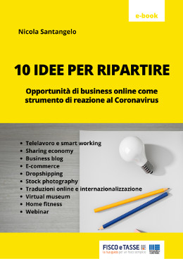 10 idee per ripartire