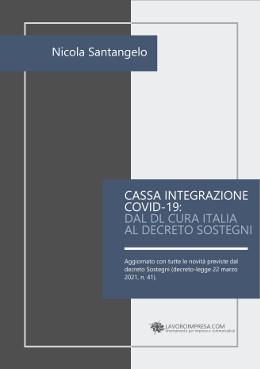 Cassa integrazione COVID-19: dal Dl Cura Italia al Decreto Sostegni