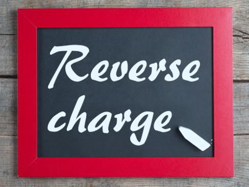 Reverse charge