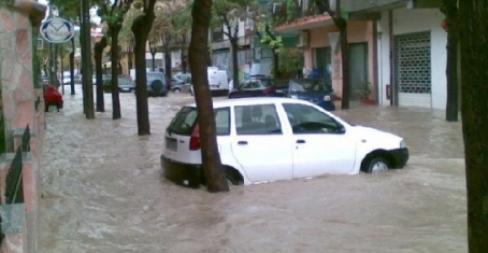Alluvione Messina